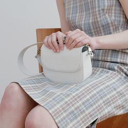 FENNEC TROIS SQUARE BAG (S) - OFF WHITE