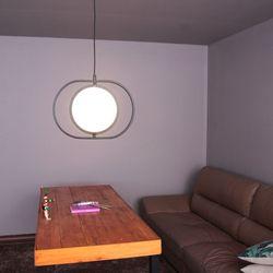 boaz 타원(가로세로) 식탁등 LED 카페 인테리어 조명