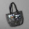 6 Pocket 3 Way Bag - (챠콜) (방수 크래프트)