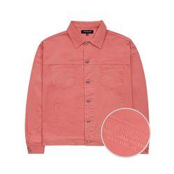 Basic Trucker Jacket (indi pink)