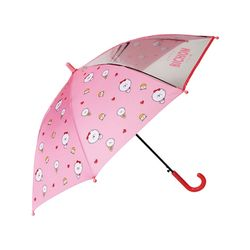 9000 비숑프렌즈 장우산 (핑크)