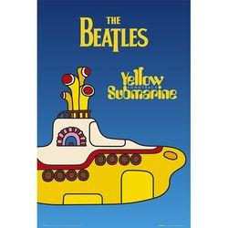 LP0614 비틀즈 옐로우 서브 마린 (61X91)(포스터만)