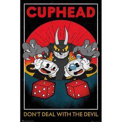FP4722 컵헤드 크랩(CUPHEAD Craps)(61X91)(포스터만)