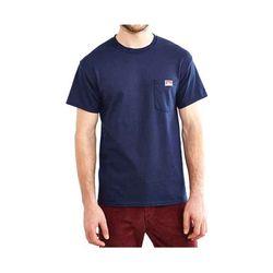 벤데이비스 포켓 반팔 티셔츠 9028 네이비