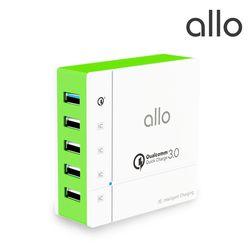 S 알로코리아 퀵차지3.0 UC401QC 급속 멀티충전기