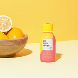 쓰리케어 레몬클렌즈 다이어트 1박스(10병)