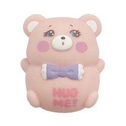 모찌 스퀴즈 - 허그미 베어 핑크 (일본정품 직수입)