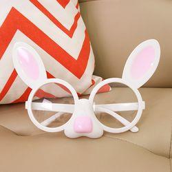 파티용품 토끼안경