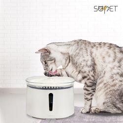 쏘펫 강아지 고양이 반려동물용 스마트 펫 정수기