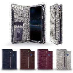 갤럭시노트4 N910 모든기종 로제 휴대폰 가죽케이스