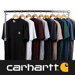 [칼하트]K87 남성 포켓 티셔츠 17종 택1