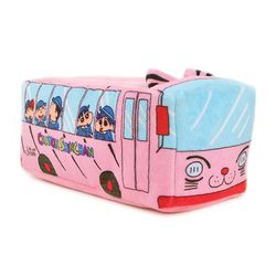 짱구 봉제파우치 유치원버스