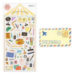 Sticker Marche - Stationery