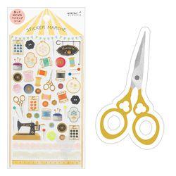 Sticker Marche - Sewing Set