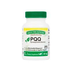 [3병↑비타민 1병 더 증정] PQQ 40mg (NON-GMO) 베지캡 30개입