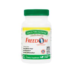 Freedom Softgels-Pain & Inflammation Complex 60개입