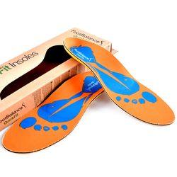 풋밸런스 FOOTBALANCE 퀵핏 오렌지 기능성깔창