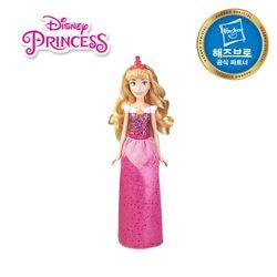 디즈니프린세스 패션돌 반짝이 드레스 - 오로라
