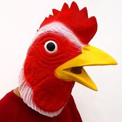 닭 가면 [오가와마스크]
