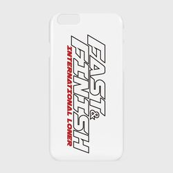Fast and finish case-white