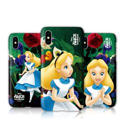 [T]디즈니 앨리스 클래식 3D하드 케이스.아이폰6(s)플러스