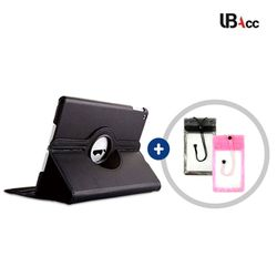 UB 갤럭시노트 10.1 2014 (P600) 360도 회전 케이스+방수팩