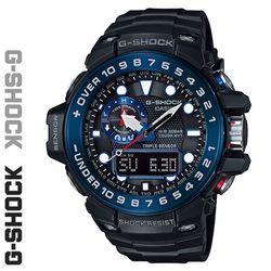 CASIO 지샥 GWN-1000B-1BDR 걸프마스터 블루 블랙