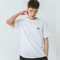 밴웍스 미니멀 서클 로고 반팔 티셔츠(VNAITS203)
