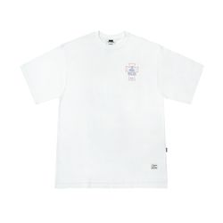 SUICIDE OVERSIZED T-SHIRTS WHITE