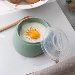 국내산 파스텔 실리콘 계란 반숙기