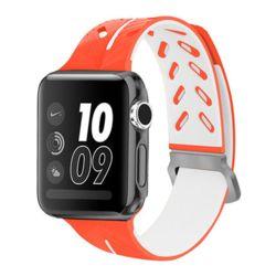 애플워치 실리콘 스포츠 밴드 시계줄 38 40 42 44mm