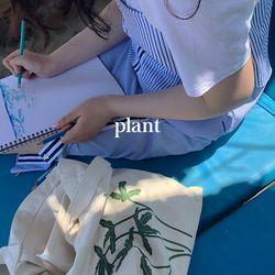 plant 에코백