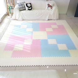 아도라하우스 국내제작 놀이방매트 퍼즐매트 35x35cm 12장