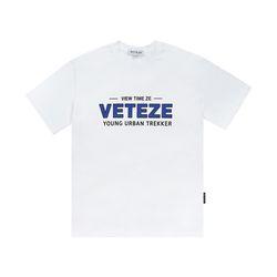 [예약판매 5/30 발송] Authentic Half T-Shirt (white)