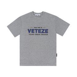 Authentic Half T-Shirt (gray)