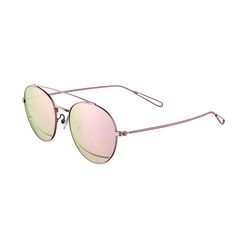 Minor Term Steel pink pink Mirror Lens