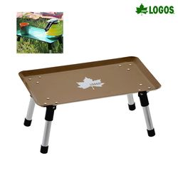 하드 미니 테이블 (빈티지 브라운)