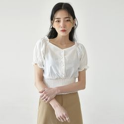 jenny smoke blouse