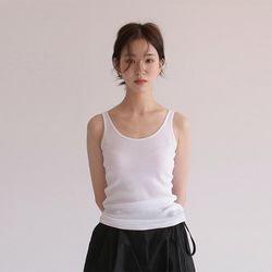 simple wearable sleeveless (6colors)