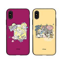 [T]디즈니 카툰 프린세스 도어범퍼.아이폰6(s)