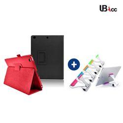 UB 갤럭시노트 10.1 (E230 M480) 심플 레더 케이스+거치대
