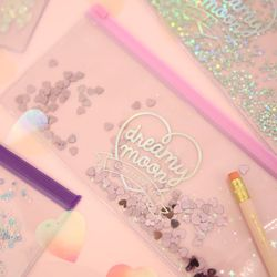 Pinky holic clear pouch P