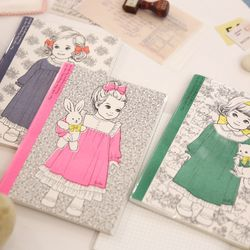 Risography Note A5  paperdoll mate