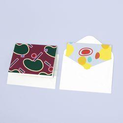 MINI GIFT CARD 02 SUN & CHERRY