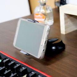 제노믹스 다용도 겔패드 휴대폰 거치대 TLH-c2500