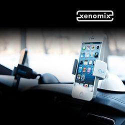 제노믹스 대쉬보드 휴대폰 거치대 흡착식 겔패드C2000