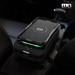 차량용공기청정기 THEAIR-C1 휴대폰 무선충전