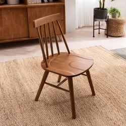 헤나 엘 원목 식탁 의자
