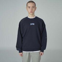 Basic cursor sweatshirt-navy