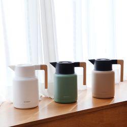 모멘트 보냉보온 주전자/테이블팟 2종 택1